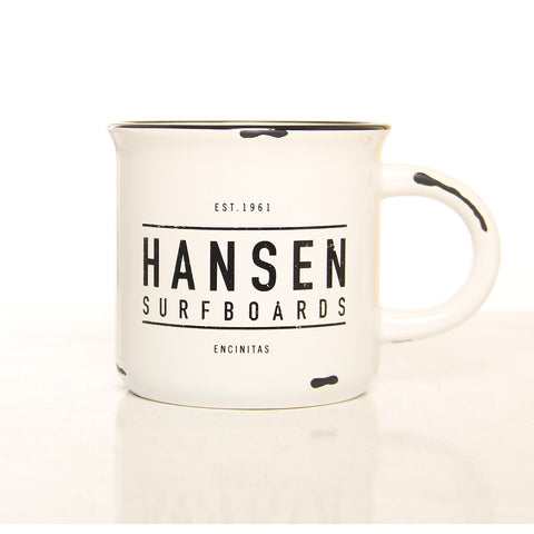 Hansen Coffee Mug Box Corp Logo