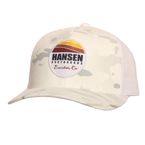 Hansen Hat Hansen's Retro Snap Back