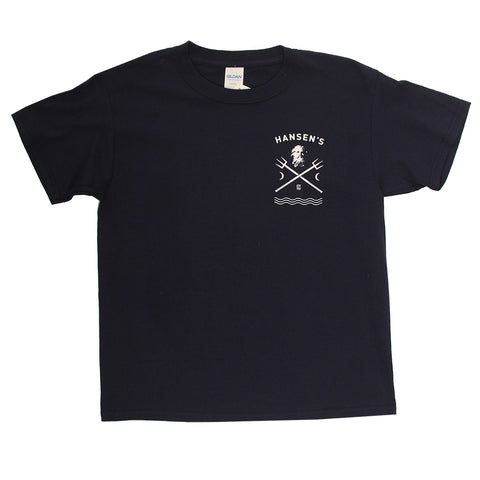 Hansens Youth Shirt Neptune