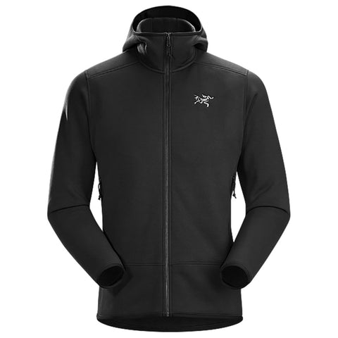 Arc'teryx Mens Snow Base Layer Top Kyanite Hoody