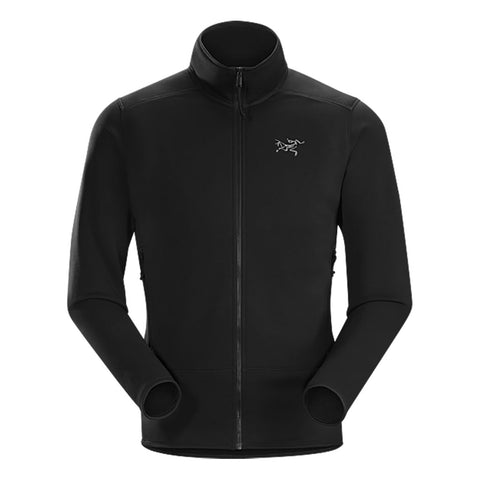 Arc'teryx Mens Snow Base Layer Jacket Kyanite