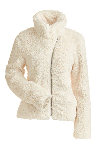 Nils Womens Snow Jacket Lisie Short Fuzzy