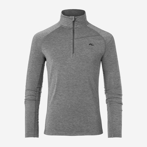 Kjus Mens Base Layers Trace Half-Zip