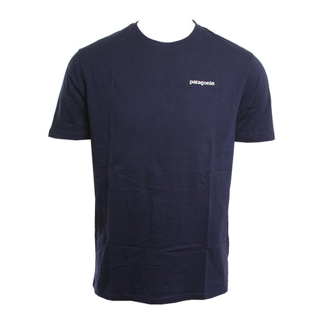 Patagonia Mens Shirt P-6 Logo Organic Cotton