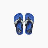 Reef Kids Sandals Little Ahi Shark