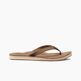 Reef Womens Sandals Voyage Lite Leather