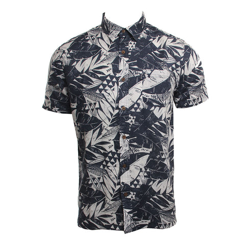 Rip Curl Mens Woven Blue Highway