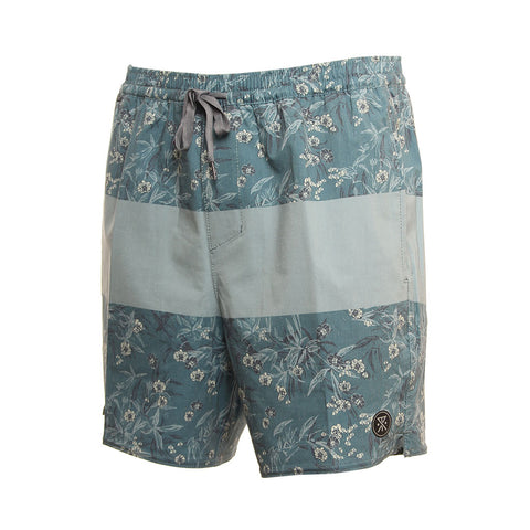 Roark Revival Mens Boardshorts Shorey Java Scent