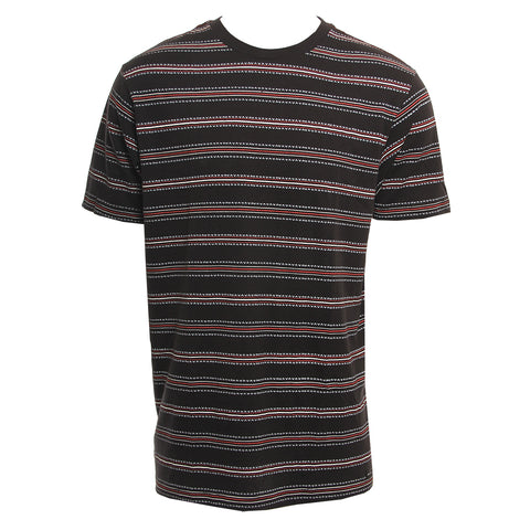 RVCA Mens Shirt Feeder Stripe