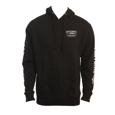 Salty Crew Mens Sweatshirt Hardbait Hooded