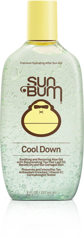 Sun Bum Cool Down Hydrating After Sun Gel 8oz