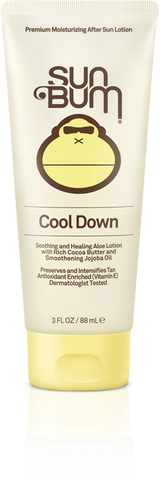 Sun Bum Cool Down Hydrating After Sun Lotion 3oz