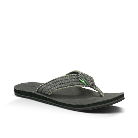 Sanuk Mens Sandals Fraid Not
