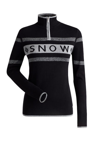 Nils Womens Base Layer Sweater Snow