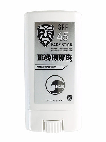 Headhunter Sunscreen SPF 45 Face Stick