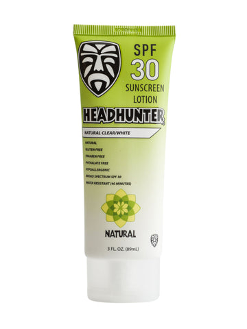 Headhunter Sunscreen SPF 30 All Natural