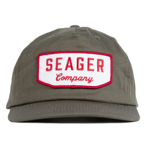 Seager Mens Hat Wilson Snapback