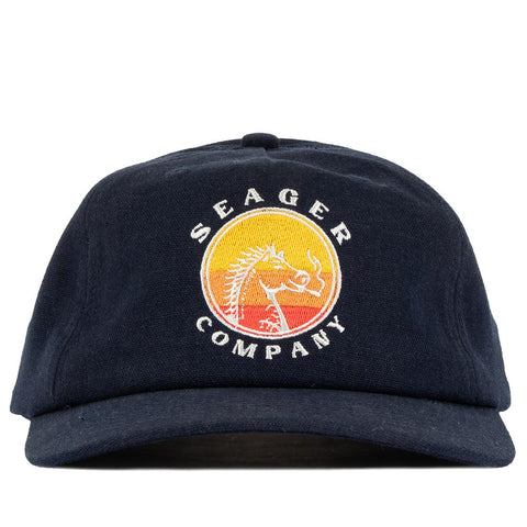 Seager Hat High Horse Hemp Snapback