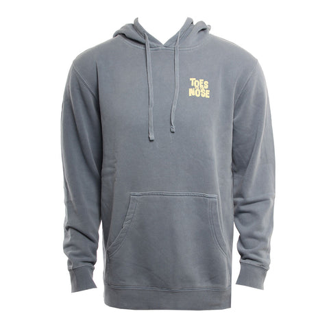Toes On The Nose Mens Sweatshirt Stacked Hoodie