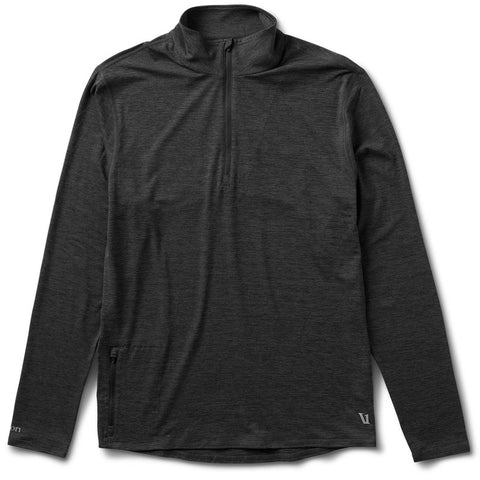 Vuori Mens Shirt Ease Performance 1/2 Zip