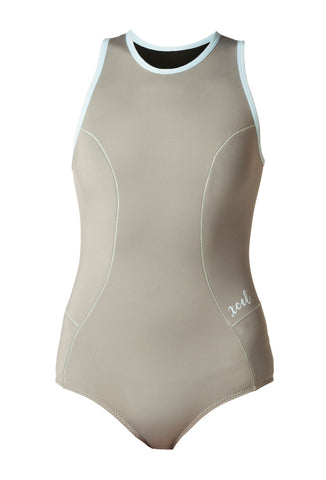 Xcel Womens Wetsuit Becky Back Zip Shorty