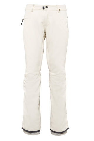 686 Womens Snow Pants Crystal Shell
