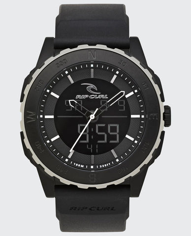 Rip Curl Watch Rival Ana Digital Rubber