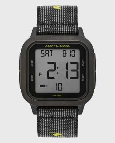 Rip Curl Watch Next Digital Webbing