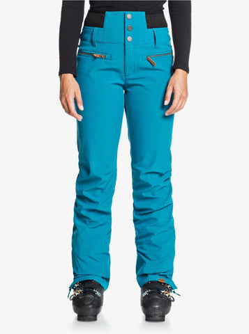 Roxy Womens Snow Pants Rising High Shell