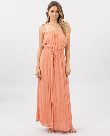 Rip Curl Womens Dress Sunset Glow Maxi
