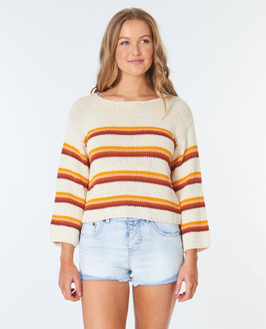 Rip Curl Womens Sweater Golden Days