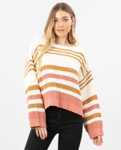 Rip Curl Womens Sweater Road Side