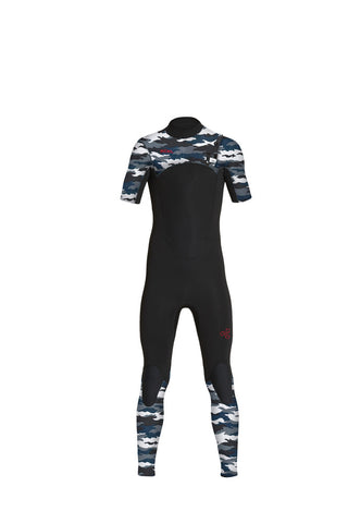 Xcel Youth Wetsuit Comp Short Sleeve Fullsuit
