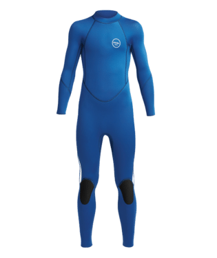 Xcel Youth Wetsuit Axis Flatlock Back Zip Fullsuit