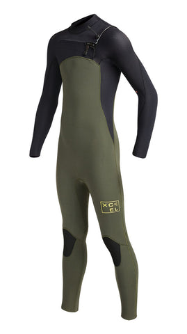 Xcel Youth Wetsuit Comp X 4/3mm Fullsuit