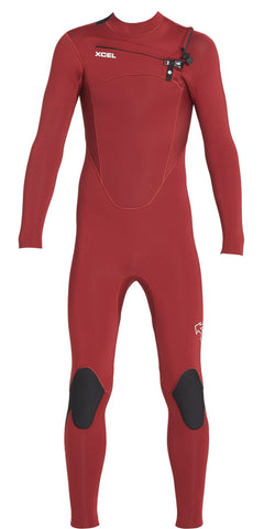 Xcel Youth Wetsuit Comp 4/3mm Fullsuit
