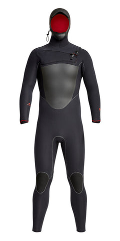 Xcel Mens Wetsuit Drylock X 5/4mm Hooded Fullsuit