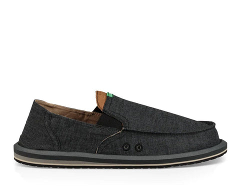 Sanuk Mens Shoes Pick Pocket Hemp