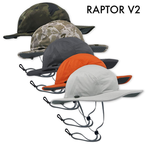 Shelta Performance Sun Hat The Raptor V2