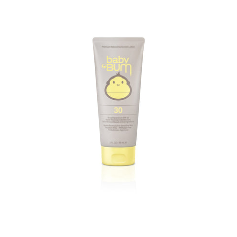 Sun Bum Sunscreen Baby Bum Premium Natural Lotion SPF 30