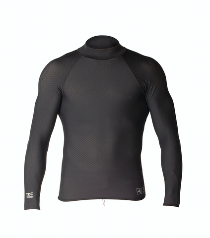 Xcel Celliant Jacquard Long Sleeve Base Layer Shirt