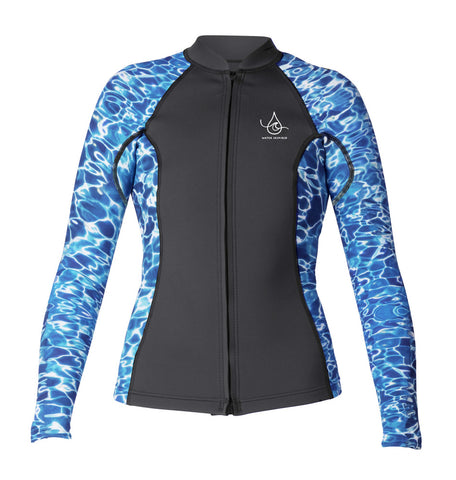 Xcel Womens Wetsuit Water Inspired Axis LS Front Zip