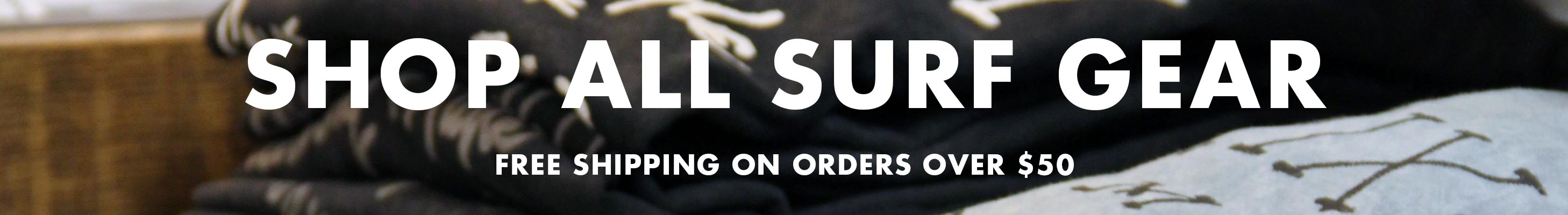 Shop All Surfgear