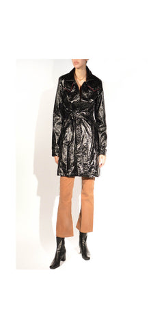 High Street Cool PVC Trench: Size L