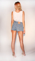 levis cut off shorts
