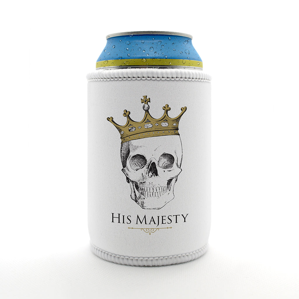 His Majesty: Stubby Holder