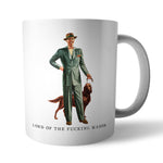 Lord Of The Manor Ceramic Mug