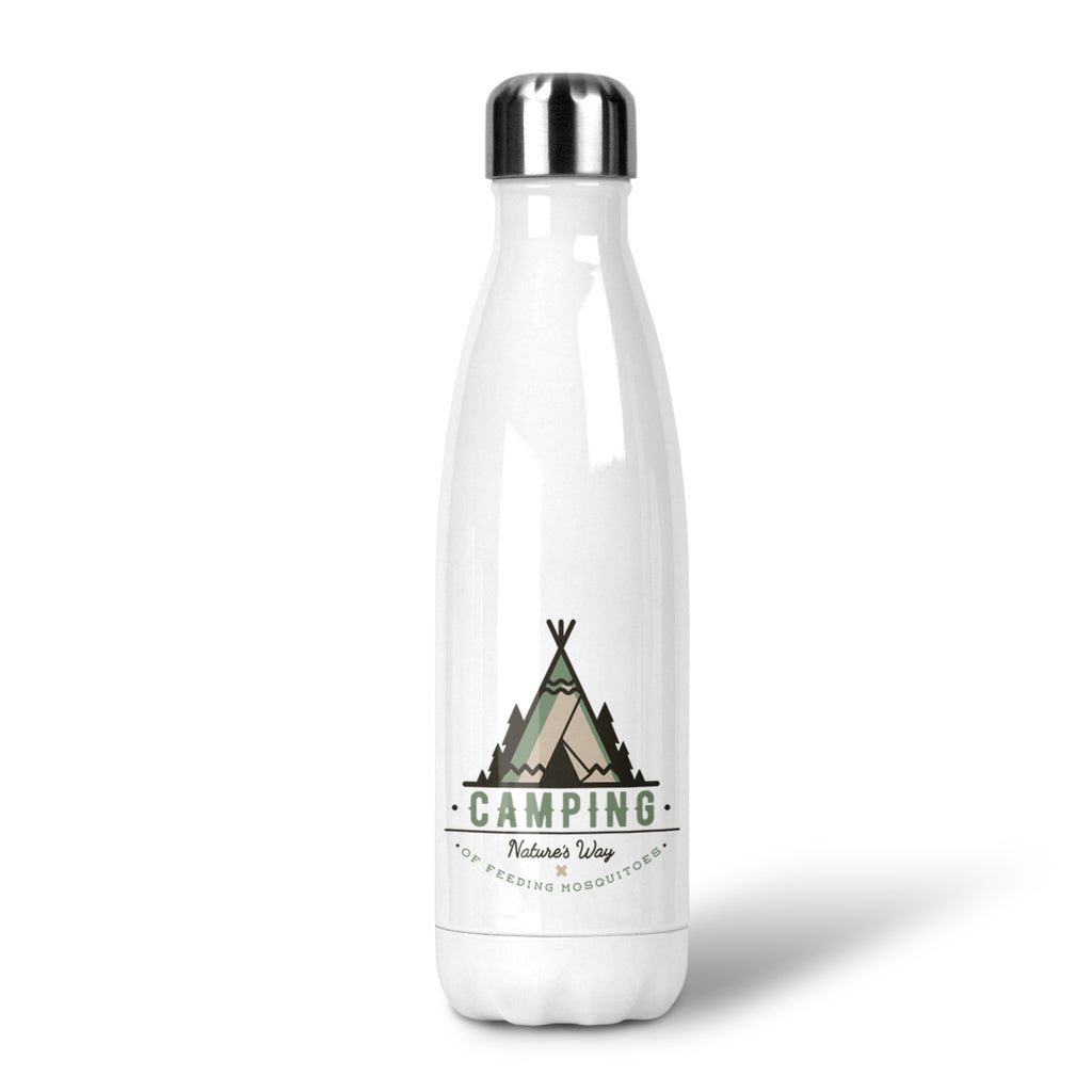 Camping: Nature's Way Stainless Steel Drink Bottle
