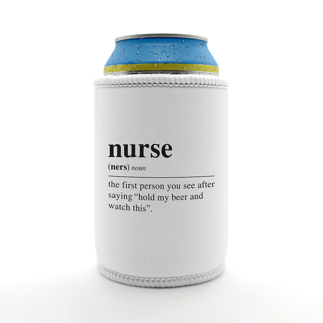 Dictionary Definition: Nurse - Stubby Holder