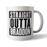 Mugs With Attitude - Braddon - Needs & Wishes Art